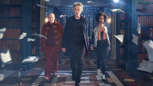 Doctor Who 10.6 Extremis BBC