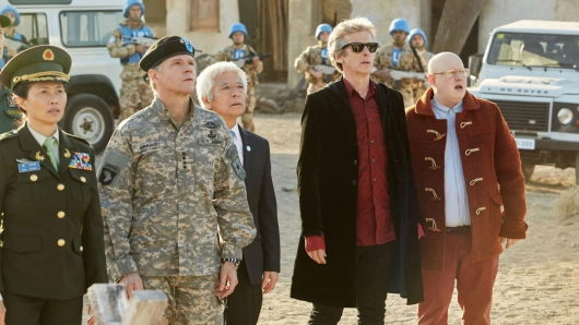 Doctor Who 10.7 The Pyramid At The End Of The World BBC