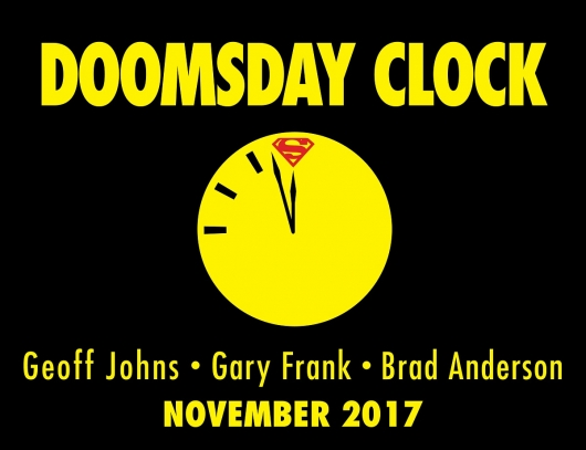 Doomsday Clock Teaser