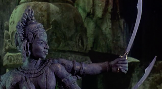 The Golden Voyage of Sinbad Ray Harryhausen