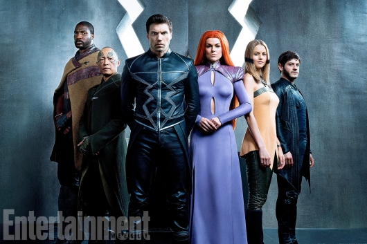 The Inhumans First Look