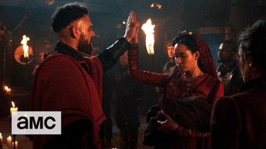 Into The Badlands 208 Header