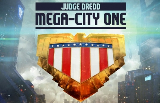 Judge Dredd: Mega-City One Header Image