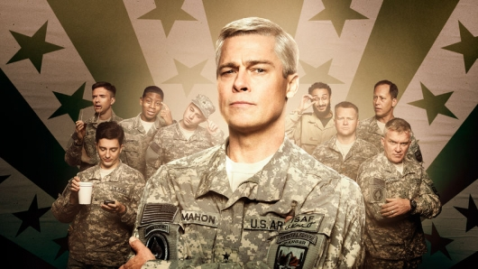 Netflix's War Machine Header Image
