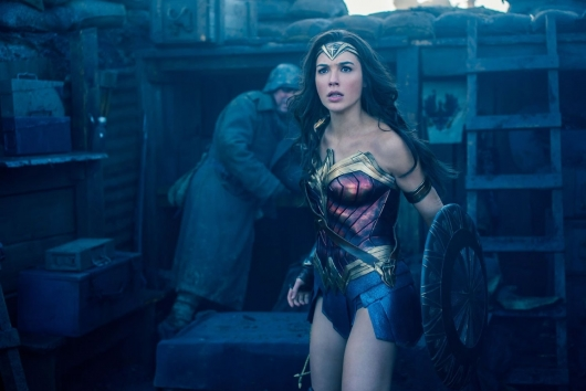 Patty Jenkins Is Working On Wonder Woman 2 Script
