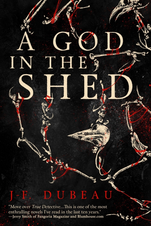A God In The Shed J-F. Dubeau Inkshares