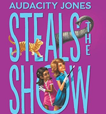 Audacity Jones Scholastic Book Expo