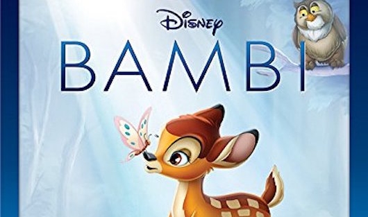 Bambi Blu-ray Header