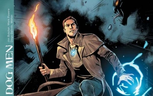 Jim Butcher's The Dresden Files: Dog Men #1 header