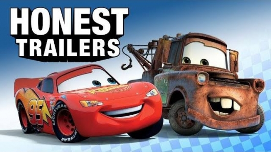 Honest Trailer Cars Cars 2