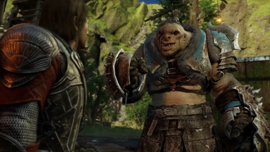 Bruz the Chopper in Middle-earth: Shadow of War