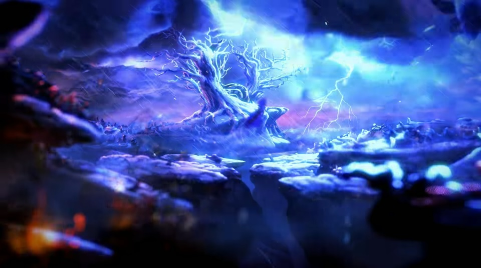 E3 2017 Trailer For Ori And The Blind Forest Sequel