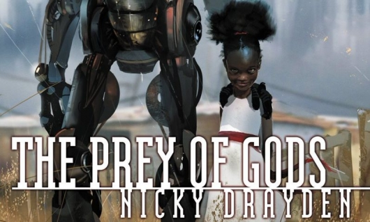 The Prey of Gods by Nicky Drayden header
