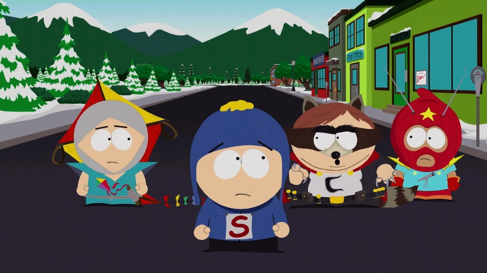 Se presenta gameplay de South Park The Fractured But Whole