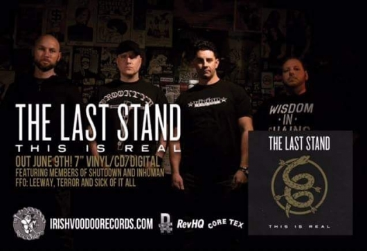 The Last Stand This Is Real Header