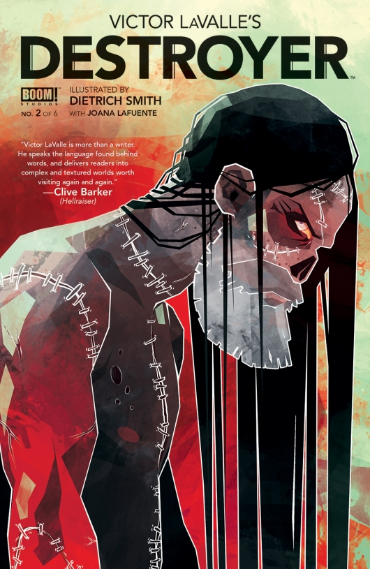 Victor LaValle's Destroyer #2 (of 6)