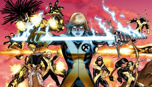 X-Men: New Mutants