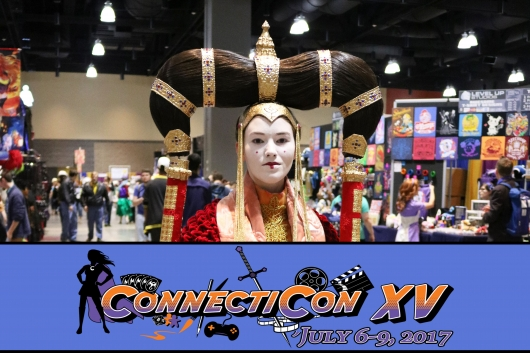 ConnectiCon 2017 Cover Photo Queen Amidala