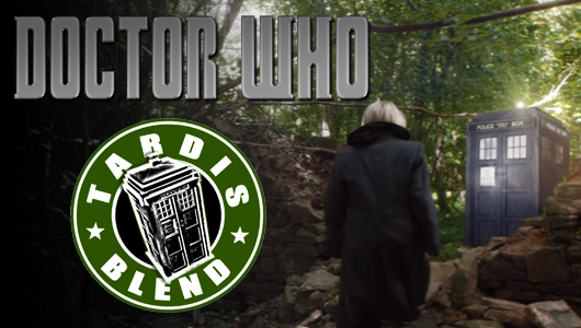 Doctor Who TARDISblend: Meet the New Doctor!