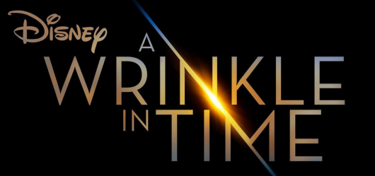 Ava DuVernay's A Wrinkle In Time title card