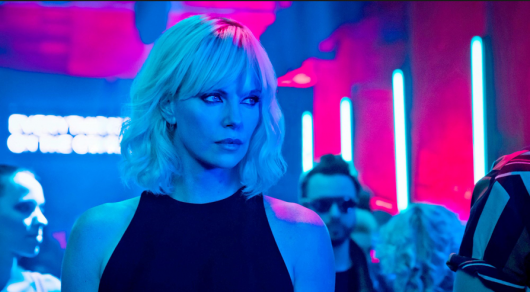 Atomic Blonde review header