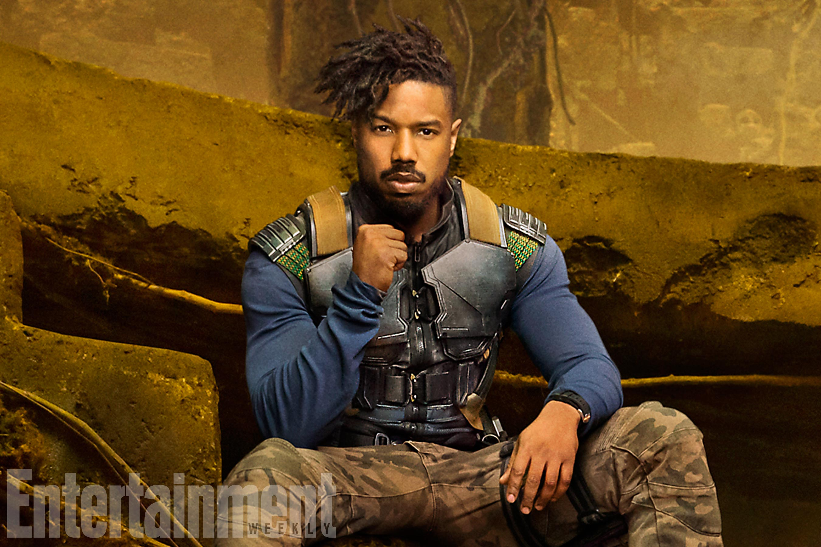 2932x2932 Pubg Android Game 4k Ipad Pro Retina Display Hd: Michael B. Jordan As Erik Killmonger