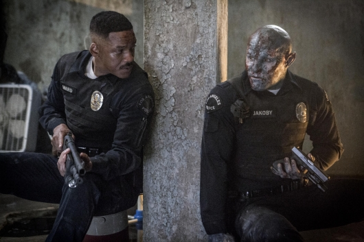 Netflix's Bright Starring Will Smith and Joel Edgerton