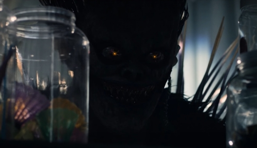 Ryuk in Netflix's Death Note
