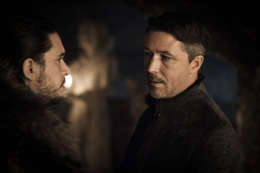Game Of Thrones Season 7 Jon Snow Petyr Baelish