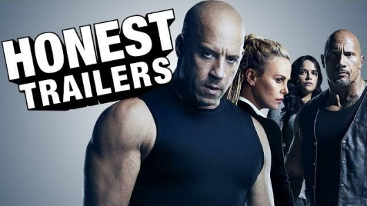 Honest Trailer Fate And The Furious