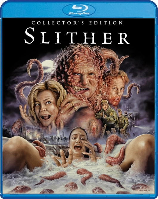 Slither (Collector's Edition) Cover Art