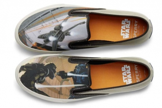 Sperry x Star Wars Collection: Cloud Slip On – McQuarrie