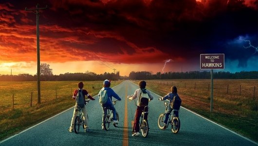 SDCC 2017 Stranger Things Season 2 Header Image