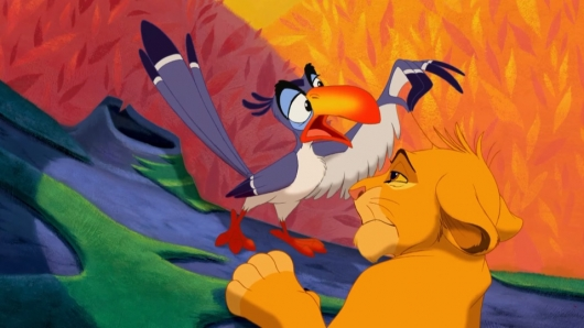 John Oliver To Voice Zazu In The Lion King