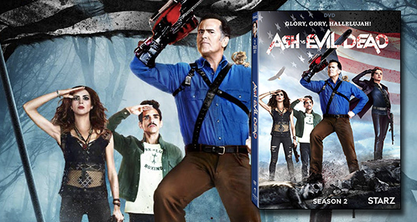Ash vs Evil Dead S2 Blu-ray review