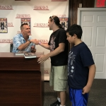 Bruce Campbell Book Signing 02