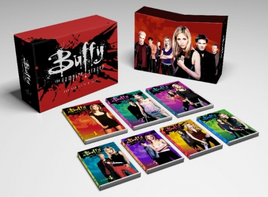 Buffy the Vampire Slayer Collectible Box Set