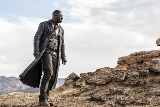 The Dark Tower Idris Elba as Roland Deschain