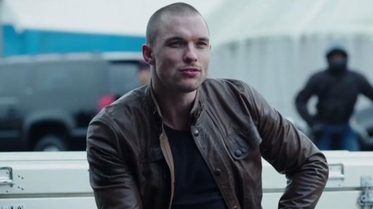 Ed Skrein leaves Hellboy