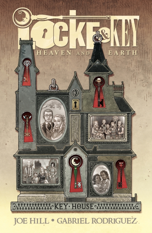 Locke & Key: Heaven & Earth Deluxe HC Ed