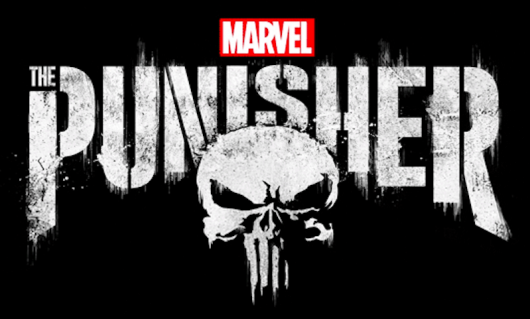 Marvel's The Punisher Netflix logo
