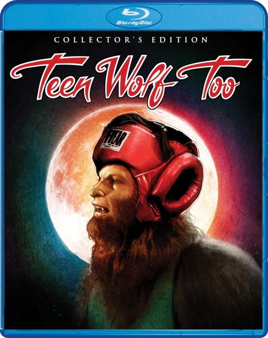 Blu-ray Review: Teen Wolf Too (Collector's Edition)