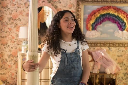 Runaways Molly Hernandez (Allegra Acosta) Marvel Hulu