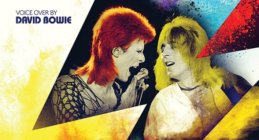 Beside Bowie: The Mick Ronson Story banner