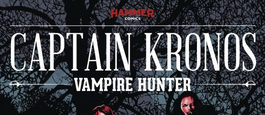 Captain Kronos: Vampire Hunter #1 header