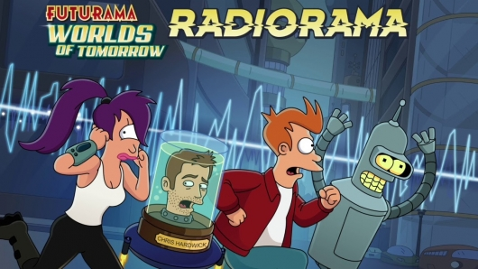"Futurama Radio Play ""Radiorama"""