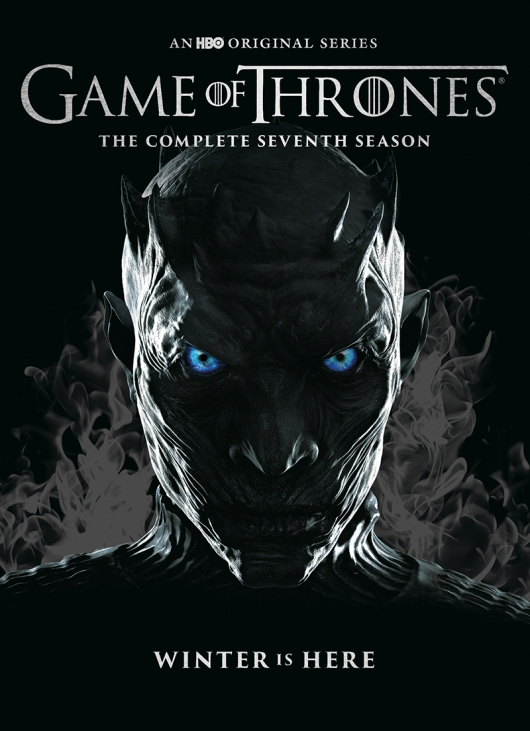 Game Of Thrones Season 7 cover art