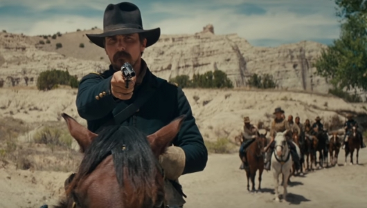 Hostiles Starring Christian Bale