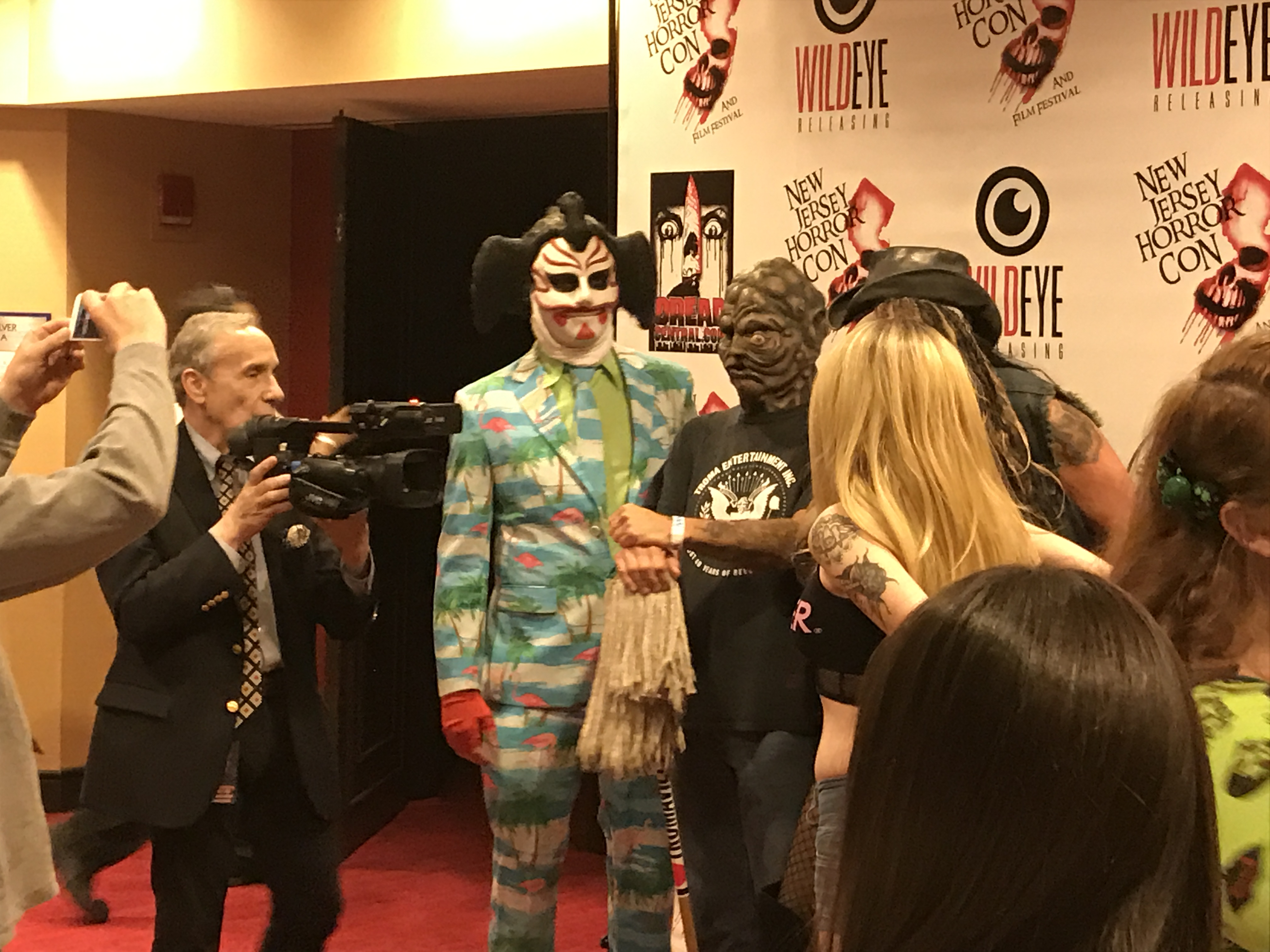 New Jersey Horror Con Film Festival 2017 The Films Of Day 1