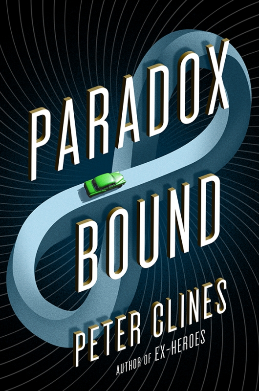 Paradox Bound book cover Peter Clines